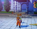 Find Newly Restored Dragon Balls Kamis Successor Bug in DBZ Kakarot