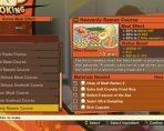 Full Course Meals in Dragon Ball Z Kakarot