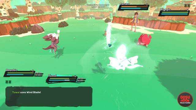 How to Challenge & Battle Other Temtem Players