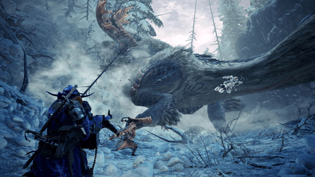 Monster Hunter World Iceborne Arriving to PC January 9th