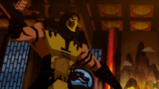 Mortal Kombat Legends Scorpions Revenge Trailer Released