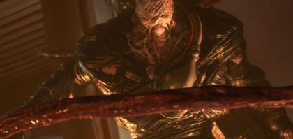 Resident Evil 3 Remake Trailer Provides Best Look at Nemesis Yet