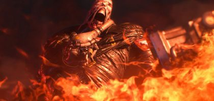 Resident Evil 3 Remake Will Have Improved Nemesis AI