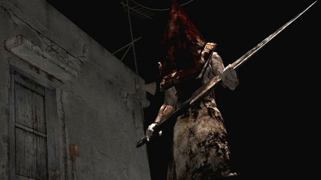 Silent Hill Pyramind Head