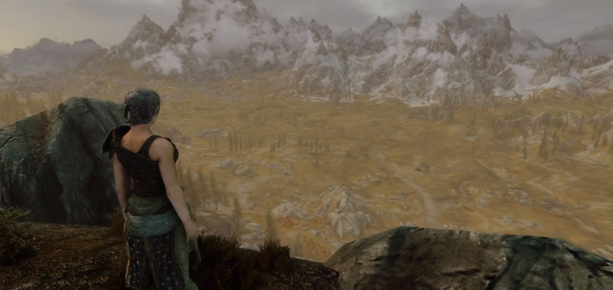 Skyrim Shirley Follower Mod