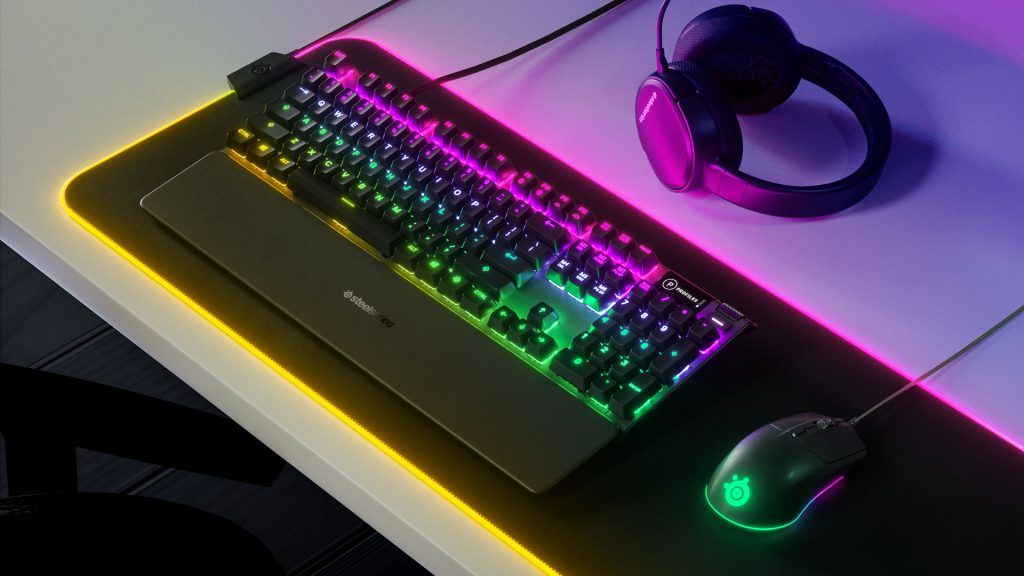 SteelSeries Rival 3 Gaming Mouse & Apex 3 & 5 Keyboards Launch