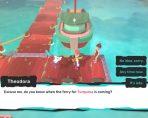 Turquesa Ferry Quest Find Riverine Fellowship Jana & Idris in Temtem