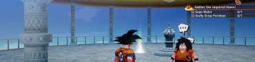 dbz kakarot godly grow fertilizer sage water locations for the future side quest