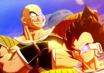 dbz kakarot nappa not showing up saiyan power quest