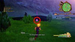 dbz kakarot woodchips locations guardian caretaker quest