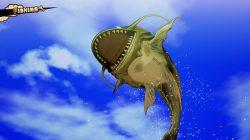 how to catch goliath catfish dbz kakarot