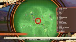 how to get woodchips guardian caretaker quest dbz kakarot