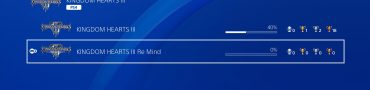 kingdom hearts 3 re mind trophies achievements