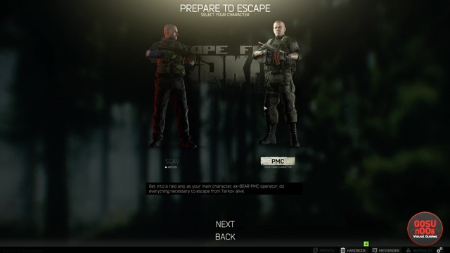 Difference Between Scav & PMC in Escape from Tarkov 2020