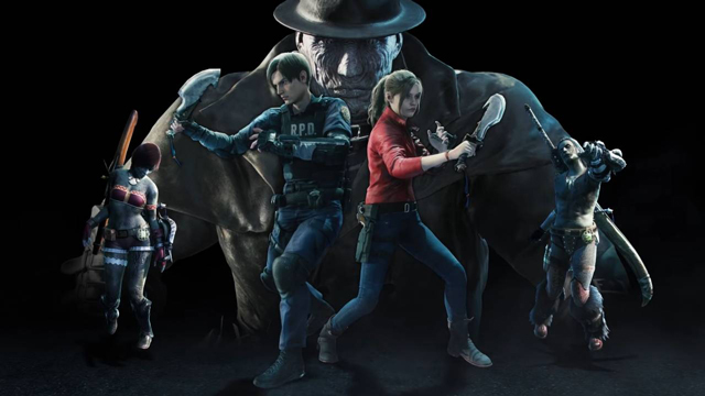 Monster Hunter World & Resident Evil 2 Crossover Event Announced