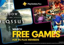 PS Plus March 2020 Games are Shadow of the Colossus & Sonic Forces