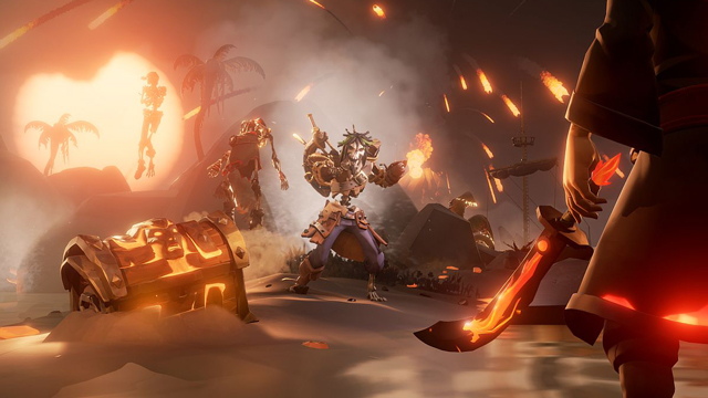 Sea of Thieves Crews of Rage Content Updated Detailed in Trailer
