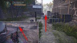 division 2 firewall field research enemy scorcher farm location