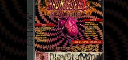 haunted ps1 demo disc
