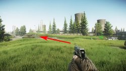 where to find factory gate exit in escape from tarkov woods