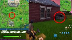 where to find secret passages in fortnite