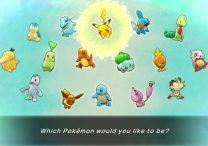 Best Starting Pokemon & Partners in Pokemon Mystery Dungeon Rescue Team DX