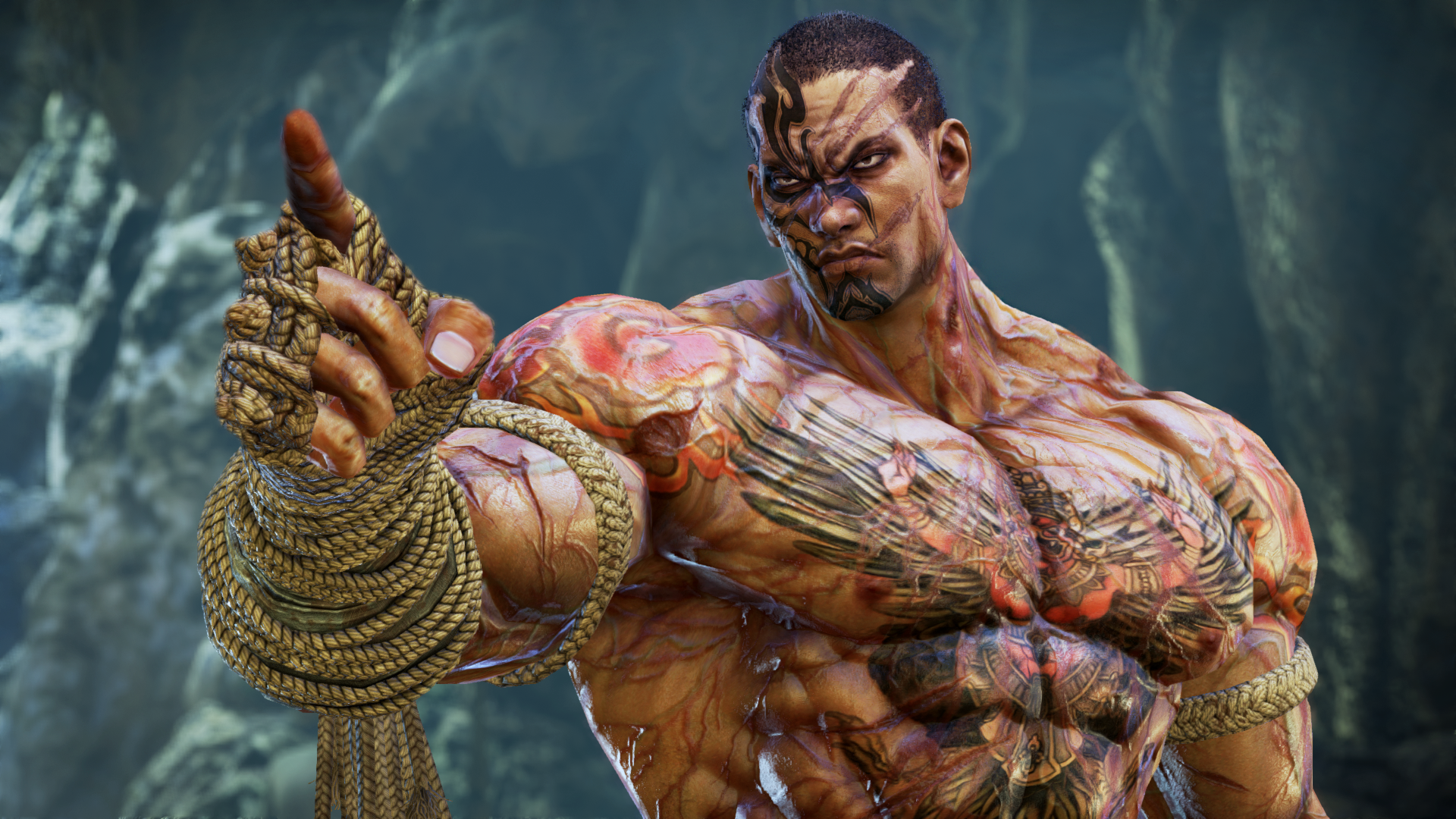 Fahkumram arrives in TEKKEN 7