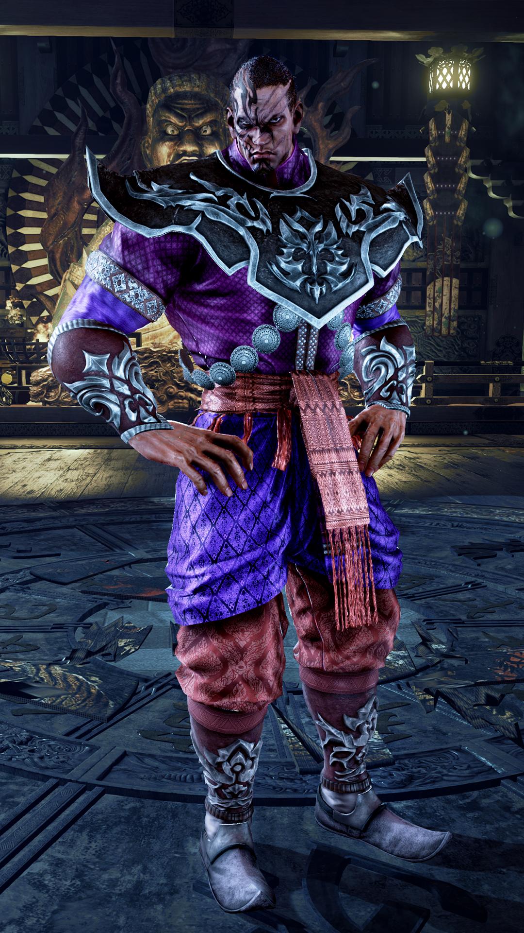 Fahkumram Arrives In Tekken 7 On March 24 So Get Ready