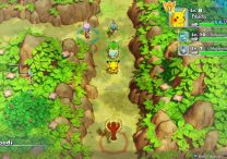 How to Evolve Pokemon in Pokemon Mystery Dungeon Rescue Team DX