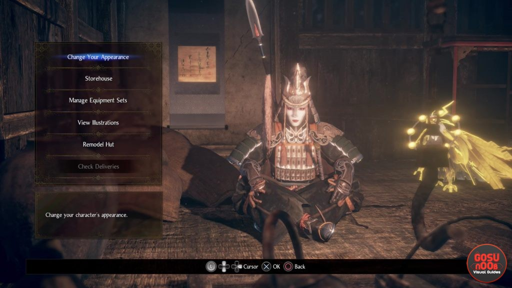 How to Get Lover of Letters Trophy in Nioh 2