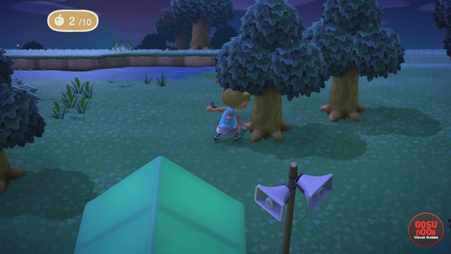 How to Remove Fruit Buff in Animal Crossing New Horizons
