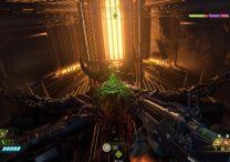 Infiltrate the Cultist Base Past Big Skeleton Demon in Doom Eternal Mission 3