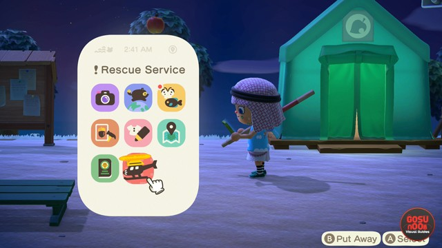 Is Vaulting Pole breakable in Animal Crossing New Horizons
