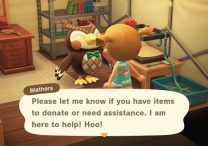 Nook Won't Take New Creatures in Animal Crossing New Horizons