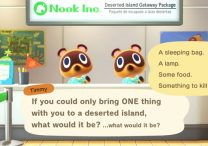 What the Opening Questions Affect in Animal Crossing New Horizons