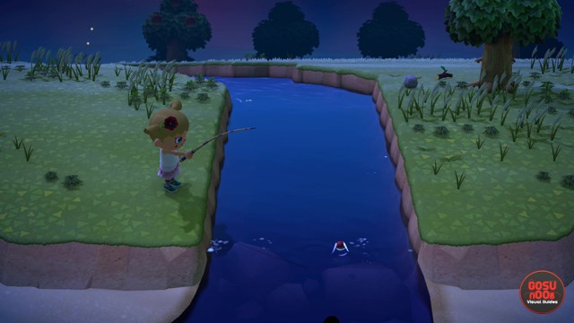 Where is River Mouth in Animal Crossing New Horizons