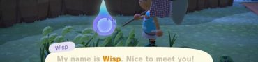 Wisp Something New or Something Expensive in Animal Crossing New Horizons