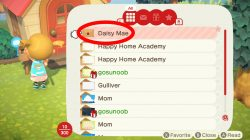 animal crossing new horizons daisy mae when to find