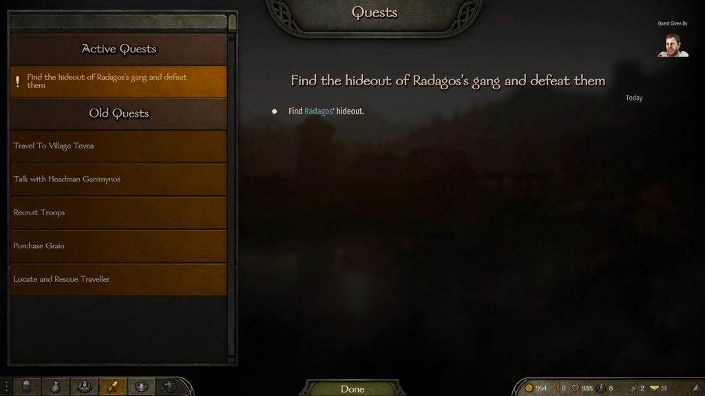 army of poachers cattle quest bugs mount blade 2 bannerlord