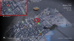 division 2 cleaners box key location
