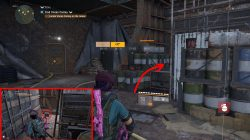 division 2 cleaners key tanker mission