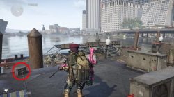 division 2 cleaners chest pier