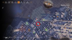 division 2 cleaners key chest pathway park