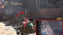 division 2 cleaners key chest stranded tanker