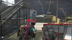 division 2 cleaners key chest under stairs