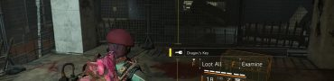 division 2 dragov mission secret room key location