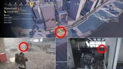 division 2 financial district rikers chests where to find
