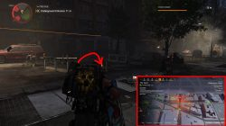 division 2 how to spawn hunter sewer