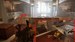 division 2 how to use judge key parnell escaping
