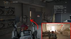 division 2 hunter location laundromat